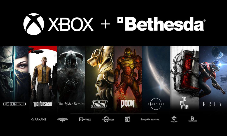 Microsoft compra Bethesda